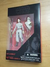 Star Wars 3.75 inch The Black Series Rey (Jakku) Used