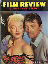 Speed FILM REVIEW, 1954-55, MARILYN MONROE front cover, excellent condition  ^