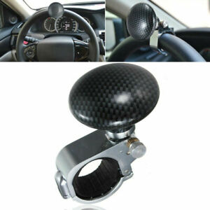 Handle Knob Power Steering Wheel Knob Booster 1x Alloy Spinner Durable