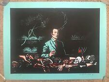 Hannibal Silence Of The Lambs Tv Show Horror Print Poster Mondo Erin Gallagher