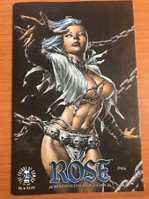 Rose #6 (2017) COVER B DAVID FINCH Variant HOT SOLD OUT IMAGE NM HTF! KEY!