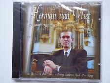 HERMAN VAN VLIET <>  Jubiläum: 40 Jahre Organist  <> MINT (CD)
