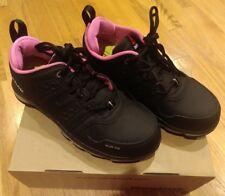 Reebok DMX Flex Work RB361 Industrial Construction Shoe Black Women US 8.5 W