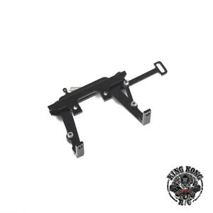 Metal Truck Front Buckle (Black) for Tamiya 1/14 RC Tractor Truck Upgrade Parts