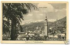 PANORAMA DI VALDOBBIADENE (TREVISO) 1946