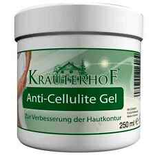 Thermo Anti Cellulite Gel with Caffeine, Carnitine,  Rosemary Extract 250 ml