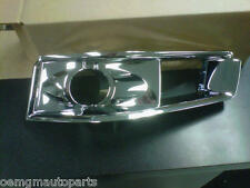 New OEM 2008-2013 Cadillac CTS Chome RIGHT Fog Light Bezel Bumper Cover 15904575