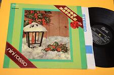 NINI ROSSO LP BUON NATALE ORIGINALE 1966 EX+ ! RARISSIMO