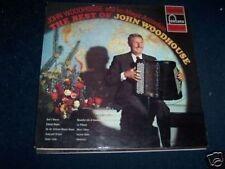 JOHN WOODHOUSE & HIS MAGIC ACCORDIAN - BEST OF LP