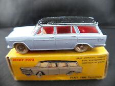 Dinky Toys F 548 Fiat 1800 Familiale en boîte