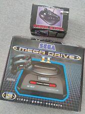 Sega mega drive 2 Konsole / True Lies Schwarzenegger