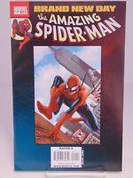 AMAZING SPIDER-MAN BRAND NEW DAY #1 MARVEL COMICS VF/NM CB885