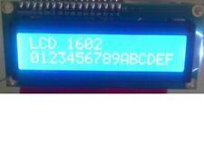 LCD Display 1602 16x2 hintergrund beleuchtet weiß auf blau