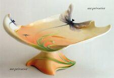 """Franz Collection Porzellan - """"Libelle"""" Tortenplatte auf Fuß"""