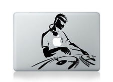 "DJ Mac Sticker Viny Decal Skin Cover for Apple Macbook Air/Pro/Retina 13""15""17"""