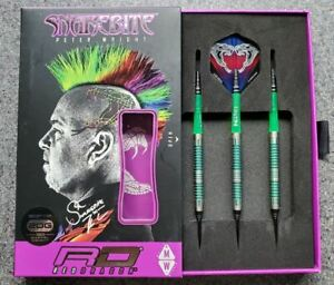 Red Dragon - MAMBA 2 - Peter Wright - Soft Tip Darts - 20gm - 90% Tungston
