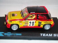 TEAM SLOT REF. 11802 RENAULT 5 TURBO CALBERSON  Nuevo New 1/32