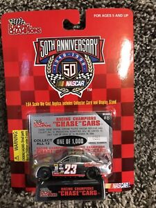 "1998 RACING CHAMPIONS ""CHASE"" CARS 283 of 1,000 #23 Lance Hooper WCW Release # 8"