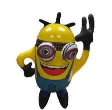 Kids Children Inflatable Minion Despicable Me Party Fun Blow Up Toy TWO EYES