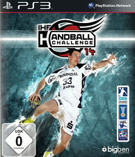 IHF Handball Challenge 14 (Sony PlayStation 3, 2014, DVD-Box)