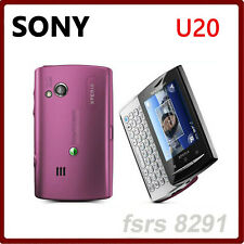 Sony Ericsson Xperia X10 mini pro U20 u20i Mobile Phone Unlocked 3G Wifi GPS 5MP