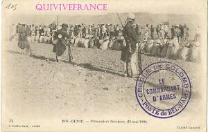 CPL105 - Marruecos-Bou-Denib-Prisioneros Berabers-Legión Extranjera