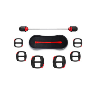 Body Pump Adjustable Barbell Set with Smart Step Ideal for Les Mills