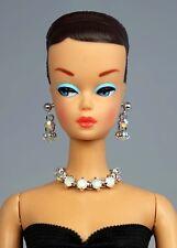 Barbie Doll Repro Vintage FR Handmade Necklace Earrings Jewelry Set NE1754