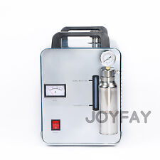 Oxy-Hydrogen Generator Acrylic Flame Polishing Machine Water Welder H180 95L CE