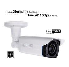 1080P SONY STARLIGHT CMOS 120db True WDR, 4 in 1  IP66 BULLET CAMERA with IR LED