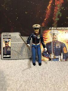 Vintage Hasbro GI Joe Action Figure 1987 Gung Ho