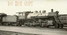 6F550 RP 1937 B&M BOSTON & MAINE RAILROAD LOCO #2406 BOSTON MA