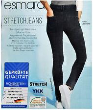 2f43d5e1dad1 esmara Damen Stretch Jeans Jeanshose Hose skinny 36 bis 38