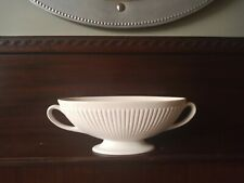 More details for large, white,wedgewood mantel vase.