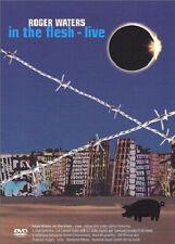 Roger Waters In The Flesh DVD New 2002 Region 2