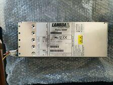 Lambda Alpha 600W J60073 Power Supply