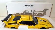 Artículos de automodelismo y aeromodelismo MINICHAMPS de escala 1:18 BMW