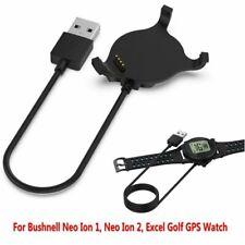 Laden Dockingstation Kabel Ladegerät Für Bushnell Neo Ion 1/2/Excel Golf GPS-Uhr