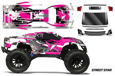 RC Body Graphics Kit Decal Sticker Wrap For Vaterra Halix Monster Truck STSTAR P