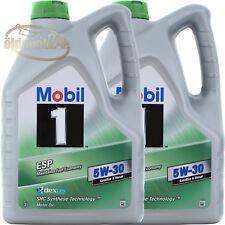Mobil 1 ESP dexos2 5W-30 - 2x5 Liter Motoröl VW 504 00 / 507 00