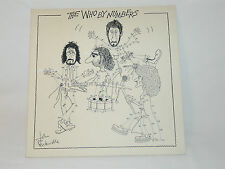 The Who By Numbers Vinyl LP