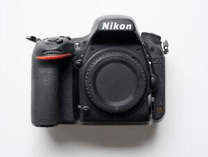 NIKON D750 DIGITAL SLR CAMERA BODY *GOOD CONDITION* ACTUATIONS: 171,812
