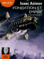 ISAAC ASIMOV***FONDATION & EMPIRE**LE CYCLE DE FONDATION II**2019 Neuf SOUS film
