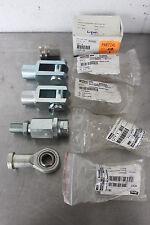 PARKER PNEUMATIC HYDRAULIC P1C-4PRC P1C-4PRS P1C-4PRF SST-4 PARTS LOT