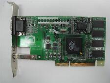ATI Rage Pro Turbo AGP 8MB Video Graphics Card 109-49800-11 P/N 0125-21000 00Y1