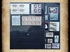 US Postage Stamps Lot of 53 Higher Values Priority Express $1-$10.75 Used