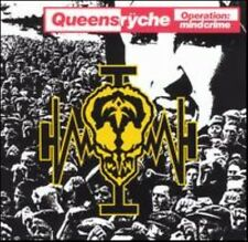 Queensryche Operation: Mindcrime Original 1988 Europe Lp