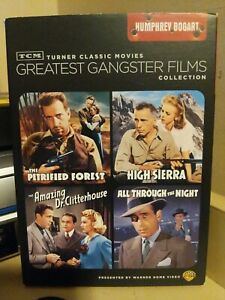 TCM Greatest Gangster Films: Humphrey Bogart 4-DVD Set