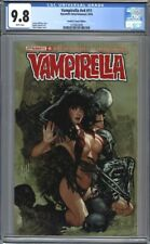 Vampirella #11  Frankie's Comics Variant Adam Hughes Cover 1st Print  CGC 9.8