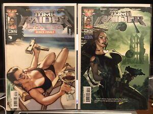Lara Croft Tomb Raider 44, 50 Lot Adam Hughes Covers
